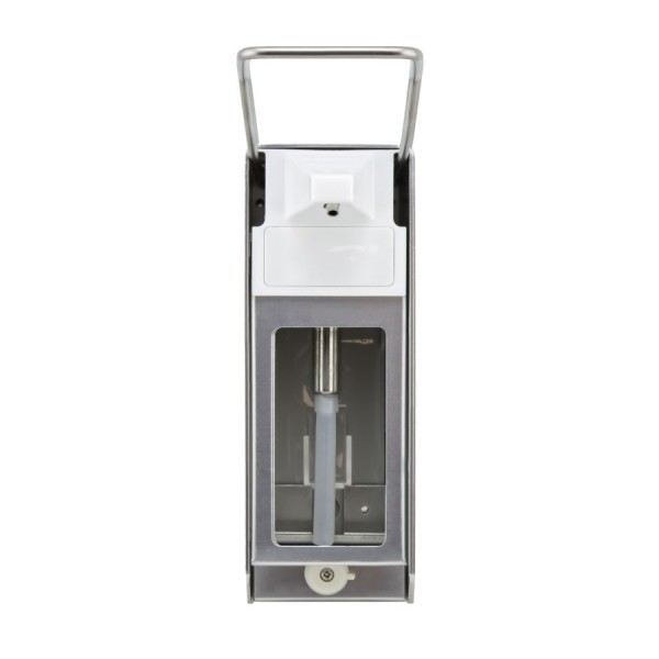 Aluminium Desinfektionsmittelspender 500ml
