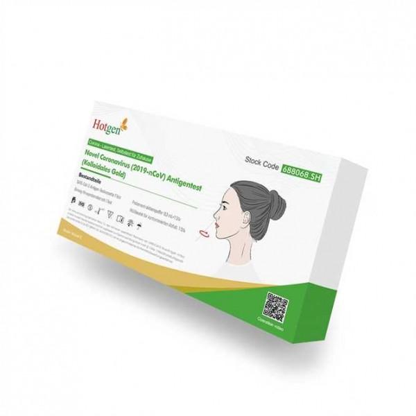 Nasaler Antigen-Schnelltest für den Privaten Gebrauch