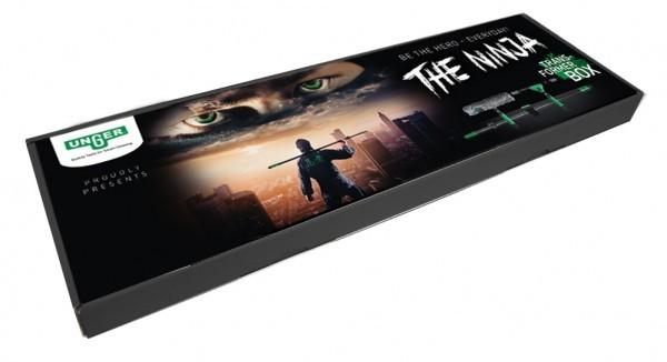 Unger NINJA Transformer Box - Limited Edition -